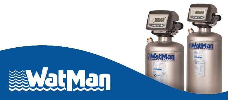 WatMan vattenfiltrar